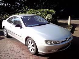 2003 silver peugeot 406 coupe 3 0 v6 automatic no r s r e e y i