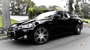 lexus gs350 with wheels 2013 lexus gs350 with 20