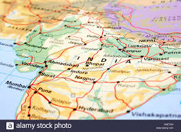 Agra India Map by India Map With Mountains And Rivers Stock Photo Royalty Free