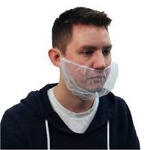 beard nets beard nets honeycomb white 100 bag 10 bags cs