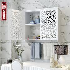 bathroom cabinets with towel rack interior design