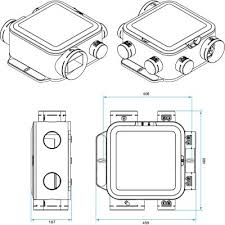 groupe extraction cuisine 11026036 aldes kit easyhome auto compact colorline vmc simple flux