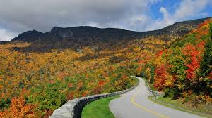 10 places fall foliage national parks