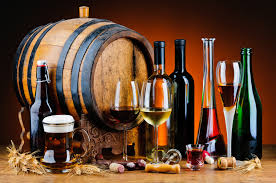 alcoholic drinks wallpaper photo alcoholic beverages flavors barrel wine beer barrel 4277x2841