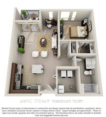 Exceptional  Bedroom Condo Part  This  Interior Design - One bedroom townhome