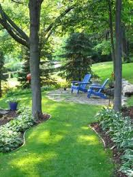 Good Backyard Trees by Defining Garden Spaces Sitting Area Gardens And Flower