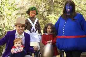 9 great family costume ideas