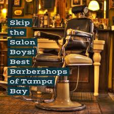 barbershops found in tampa bay