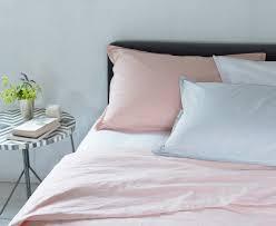 lazy cotton bed linen loaf