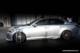 lexus gs350 f sport custom 2013 supercharged lexus gs 350 f sport with wald international