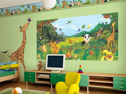beautiful kids theme bedrooms contemporary room design ideas decoration jungle themed bedrooms for kids room childrens