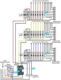 wiring dol starter motor star delta elec eng world ideas