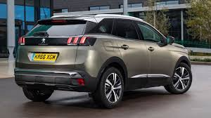 peugeot little car peugeot 3008 1 6 thp 165 eat6 allure 2017 review by car magazine