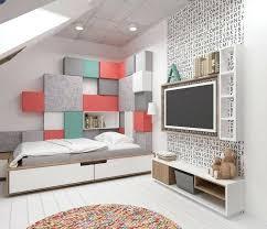 chambre fille design idee chambre ado design chambre ado fille design papier peint idaces