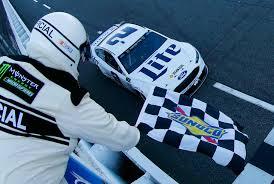 Ford Racing Flag Wfo Radio Motorsports Podcast Brad Keselowski Race Winner 04 03