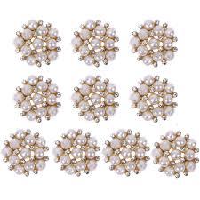 pearl ribbon 10pcs silver 3 circle rhinestone pearl ribbon slider