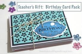 gift handmade birthday cards