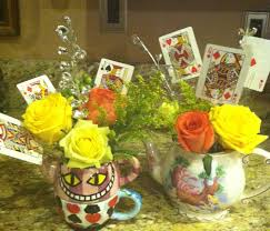 Mad Hatter Tea Party Centerpieces by Mad Hatter Baby Shower Centerpieces Party Ideas Pinterest
