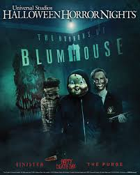 halloween horror nights ticket universal horror nights announces the horrors of blumhouse dread