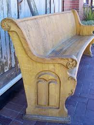 Church Benches Used 307 Best Church Pew Images On Pinterest Church Pews Farmhouse
