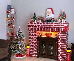 cardboard fireplace home fireplaces firepits