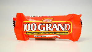 where can i buy 100 grand candy bars bite size servings of a chocolate 100 grand candy bar editorial