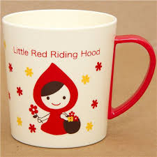 cool cups in the hood cute little red riding hood plastic cup otogicco japan cups mugs