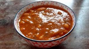 cuisiner haricots blancs soupe de haricots blancs jani me fasule albanie