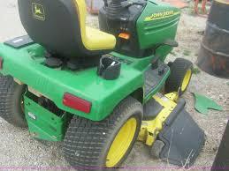 2001 john deere 325 lawn mower item 6169 sold may 10 kd
