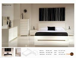 Bedroom Furniture  Modern White Bedroom Furniture Large Painted - White high gloss bedroom furniture set