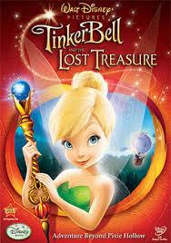 tinker bell lost treasure disney fairies wiki fandom