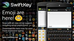 add emoji to android keyboard new swiftkey beta brings number key row and emoji