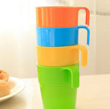 Plastic Bathroom Tumbler Bathroom Rinse Cup Tumbler Water Cup Bathroom Lavatory Tumbler