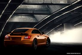 chrysler crossfire srt6 chrysler crossfire pinterest