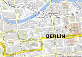 Berlin Map Maps Update 21051488 Berlin Tourist Map Pdf Berlin Printable Maps