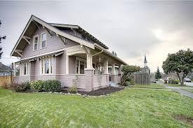 Craftsman Homes For Sale Northend Tacoma Craftsman Circa Old Houses Old Houses For Sale
