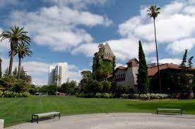 San Jose University Map by University Detail International Student Exchange Programs