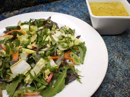 Garden Salad Ideas Garden Salad With Kumquat Vinaigrette