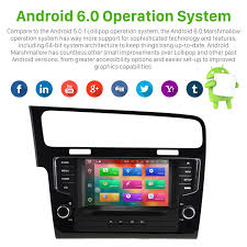 2014 2015 volkswagen vw golf 7 android 6 0 radio hd 1024 600