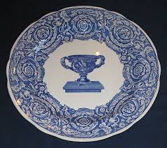 spode blue room collection plate from oldisgoldrl on ruby