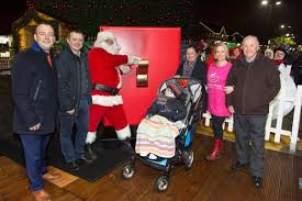 cheshire oaks switch on the lights to europe u0027s largest walk in