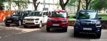 indian car mahindra 2015 mahindra scorpio add on list detailed indian cars bikes