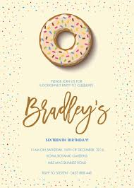 16th birthday invitations designed by creatives printed by
