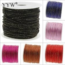 thread cord bracelet images 100yards spool 2mm nylon cord thread cord plastic string strap diy jpg