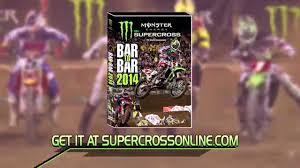 live ama motocross supercross live 2014 bar to bar 2014 dvd trailer youtube