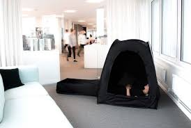 the privacy bed tent newest invention for a good night s sleep pause pod kickstarter reactions popsugar news