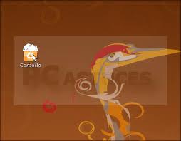 mettre corbeille sur bureau ajouter l icône de la corbeille sur le bureau linux ubuntu 8 04
