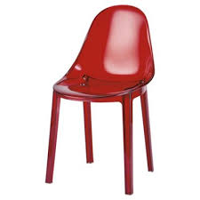 Tesco Armchairs Buy Palermo Stacking Chair Transparent Red From Our Dining Chairs