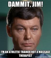 Massage Therapist Meme - athletic trainer memes image memes at relatably com