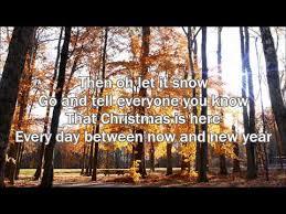 brandon heath the day after thanksgiving lyric